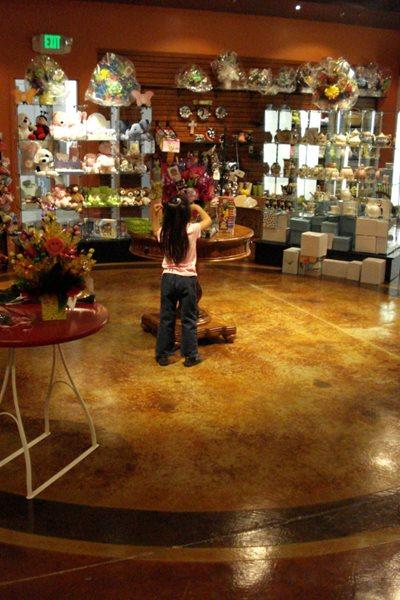 Brown Floors Staintec Rancho Cucamonga, CA