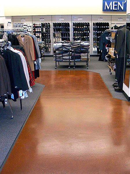 Brown, Marble Commercial Floors Brickform Rialto, CA