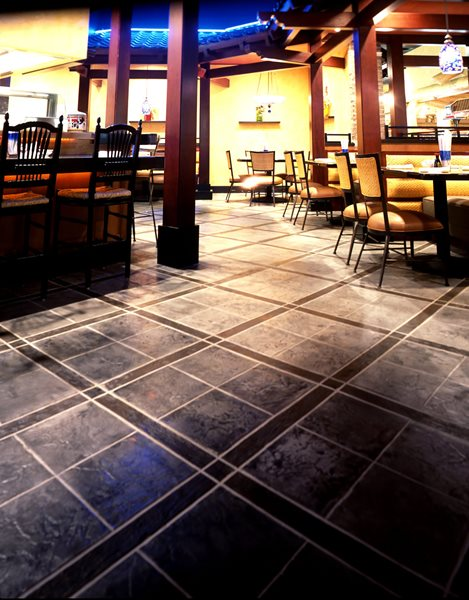Checker, Ash Commercial Floors QC Construction Products Madera, CA