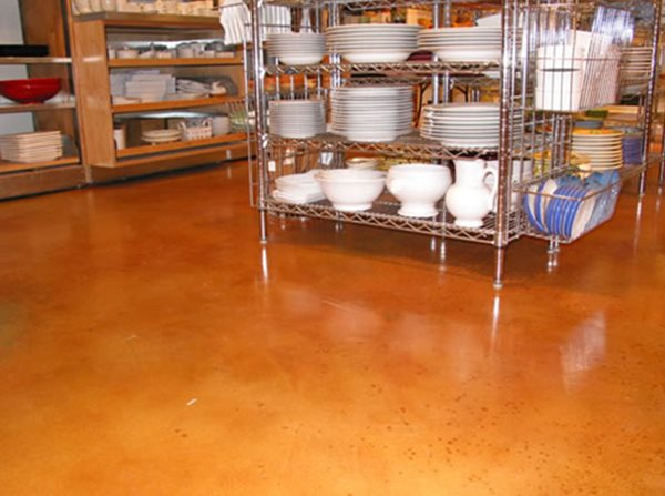 Commercial Floors Colormaker Newbury, OH