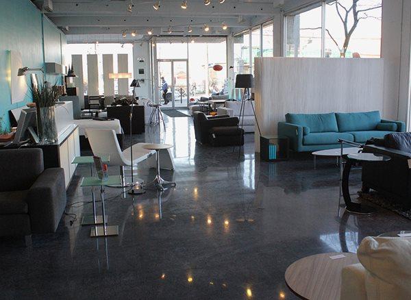 Commercial Floors Concrete Floors Polishing & Sealing Ltd Ottawa, ON