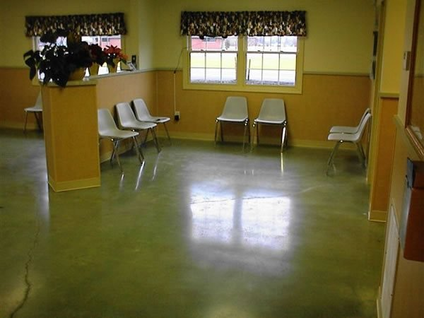 Commercial Floors Concrete Innovations Inc Buffalo, NY