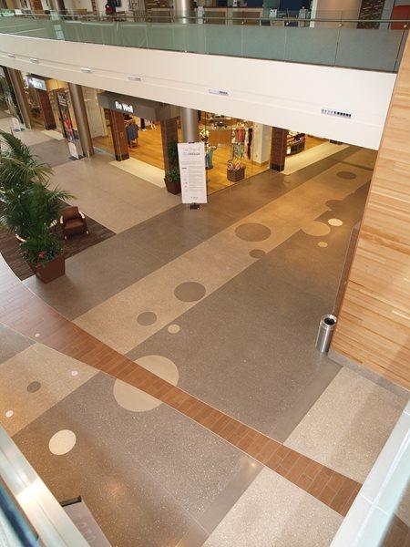 Commercial Floors Deco-Pour/Harvey Construction Inc Everett, WA