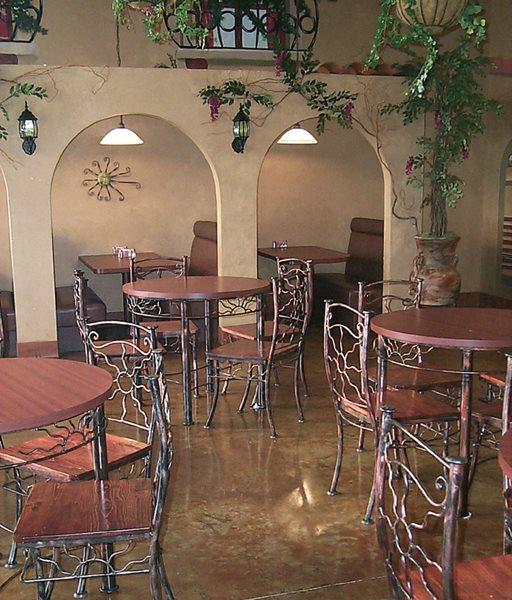 Dirt, Natural Commercial Floors Brickform Rialto, CA