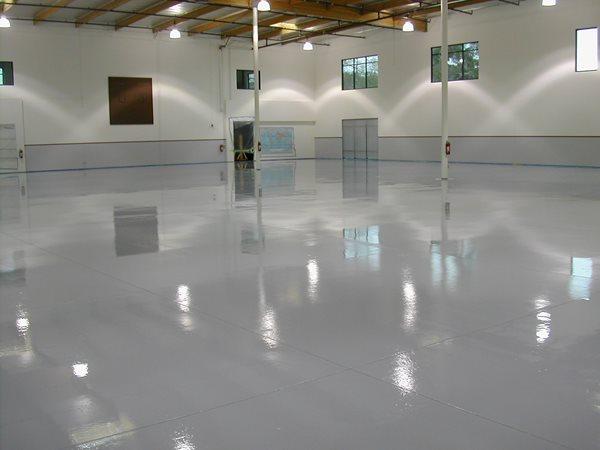 Epoxy Floor, Commercial Concrete Floor Commercial Floors California Concrete Designs Anaheim, CA