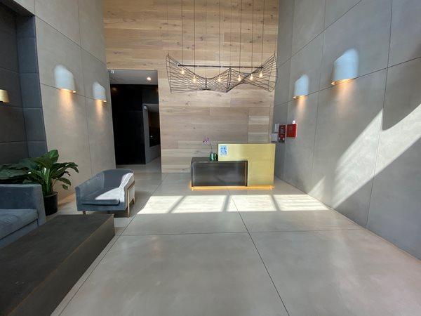 Gray Floor, Lobby Floor Commercial Floors Diversified Decorative Finishes Inc Monroe, NC
