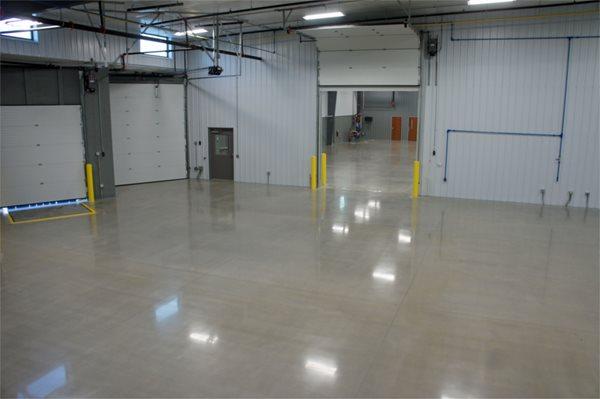 Industrial Coating Commercial Floors PennCoat Inc. Landisville, PA