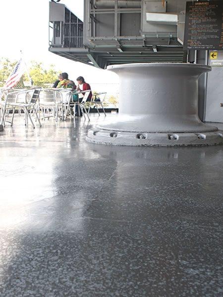 Metallic, Grey Commercial Floors Westcoat San Diego, CA