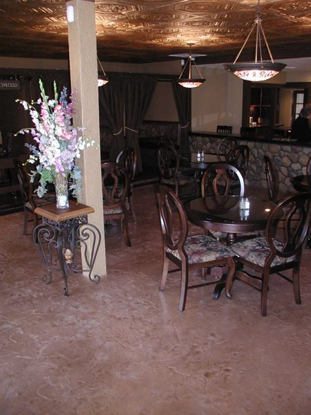 Natural, Brown Commercial Floors Surfacing Solutions Inc Temecula, CA