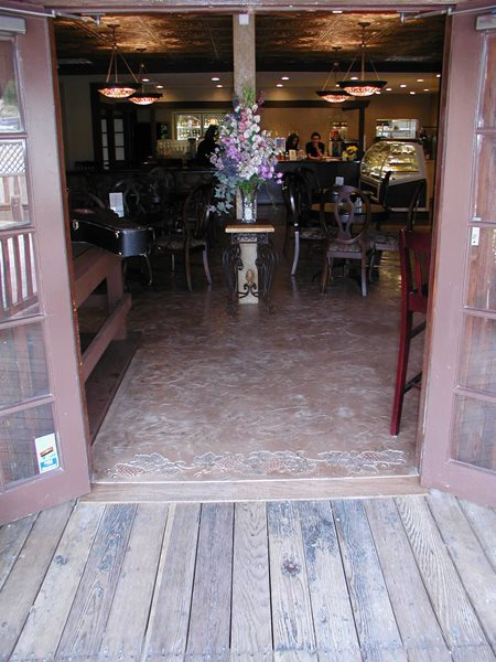 Natural, Rough Commercial Floors Surfacing Solutions Inc Temecula, CA
