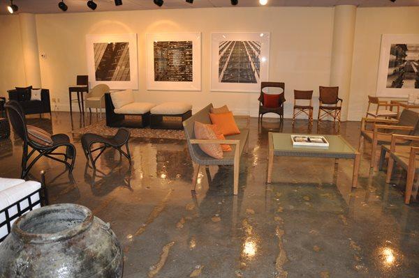 Rustic Concrete Floor, Polished Floor Commercial Floors Concrete Masters Atlanta, GA