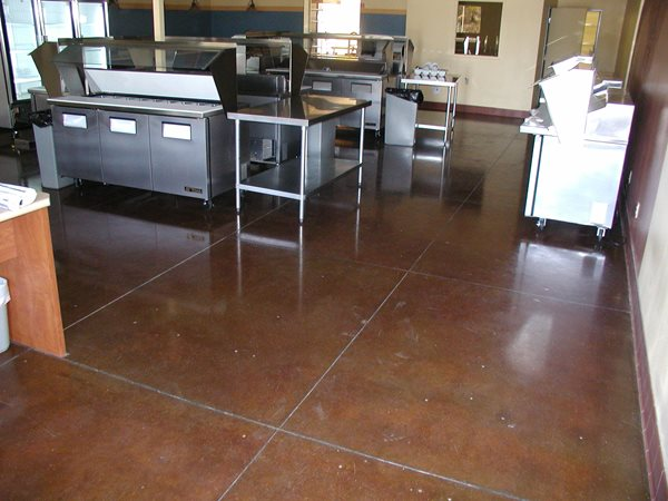 Smooth, Coffee Commercial Floors Surfacing Solutions Inc Temecula, CA