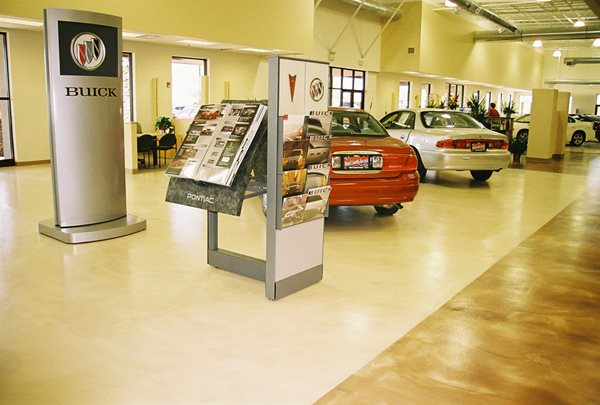 Smooth, Polished Commercial Floors Miracote Rancho Dominguez, CA