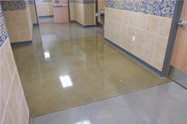 Texas, Commercial Floor Commercial Floors North Texas Bomanite Inc Dallas, TX