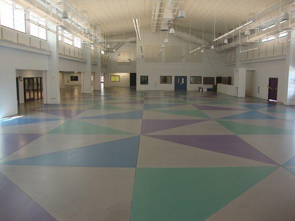 Water Based Stains Commercial Floors Tyson's Inc Kailua, HI
