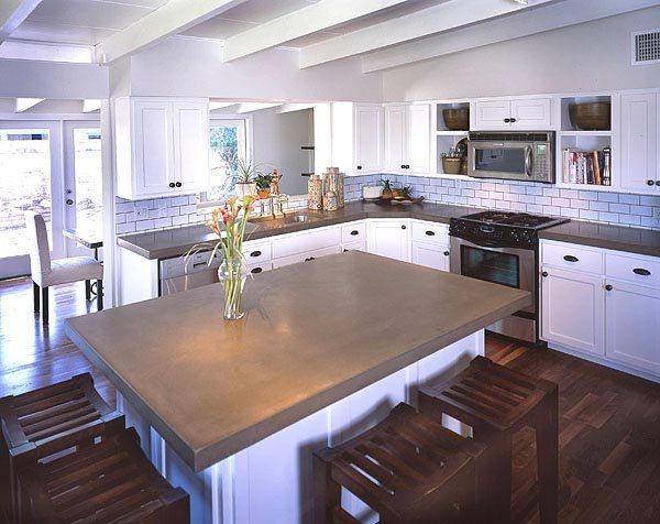 Concrete Countertops ACS/Paradise Concrete Design Studio Phoenix, AZ