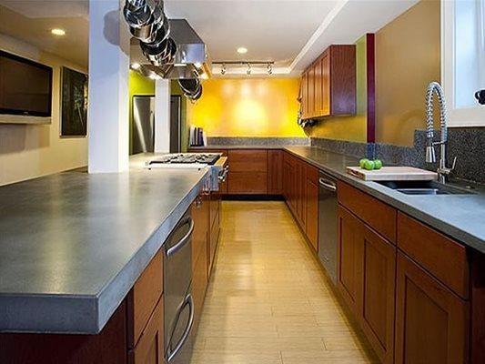 Concrete, Countertop, Concrete Countertop, Kitchen Countertop, Concrete Kitchen Countertop Concrete Countertops Victor's Concrete Designs Williston, FL