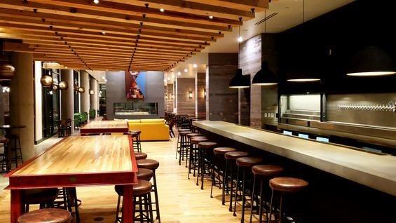 Concrete Countertop, Restaurant, Bar Concrete Countertops Surface Concepts LLC Brighton, CO
