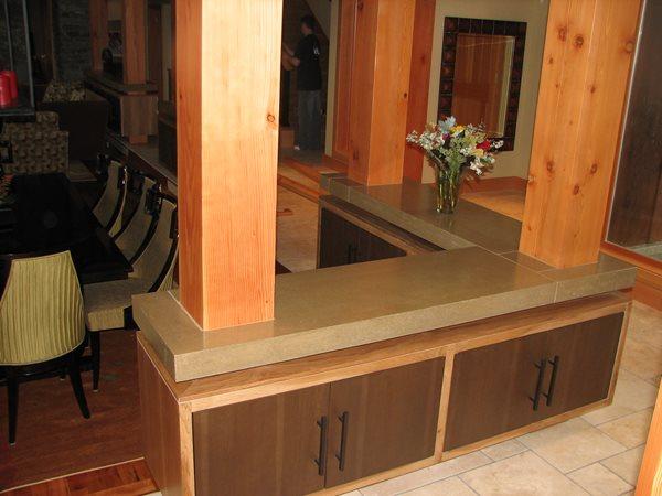Concrete Countertops Creative Custom Concrete Concepts LLC Anacortes, WA
