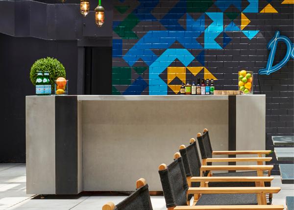Mason And Rook, Mobile Bar Concrete Countertops Hyde Concrete Pasadena, MD