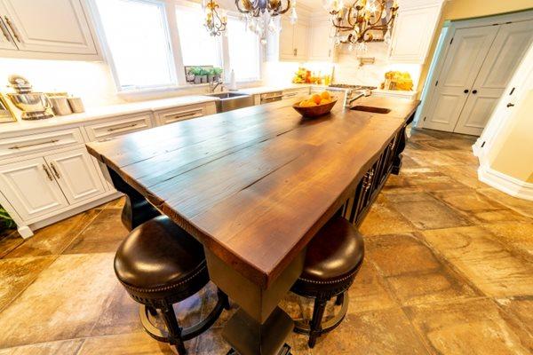 Wood-Form, Counter Concrete Countertops JM Lifestyles Randolph, NJ