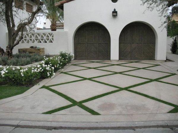 Concrete Driveways Artcon Decorative Concrete Hamilton, MT
