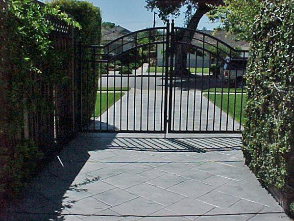 Ashlar Slate Stamp Concrete Driveways San Jose Concrete San Jose, CA