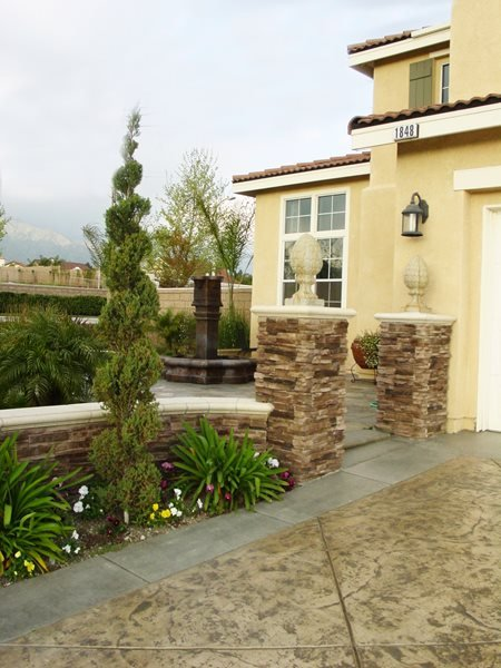 Concrete Driveways Belman Concrete Landscape and Pavers Rancho Cucamonga, CA