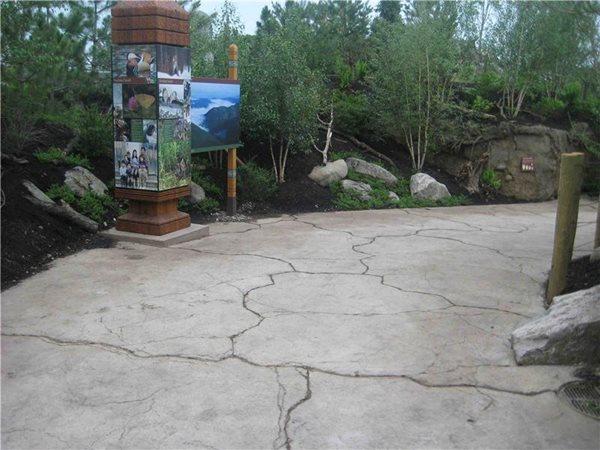 Concrete Driveways Bulach Custom Rock Inver Grove Heights, MN