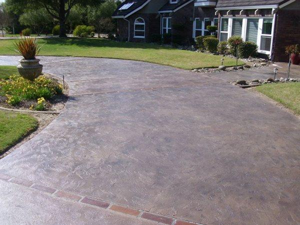 Concrete Driveways Cesar's Concrete Johnstown, CO