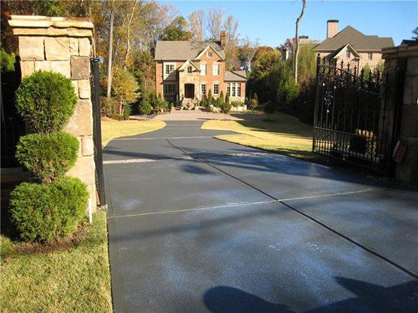 Concrete Driveways Concrete Studio Marietta, GA