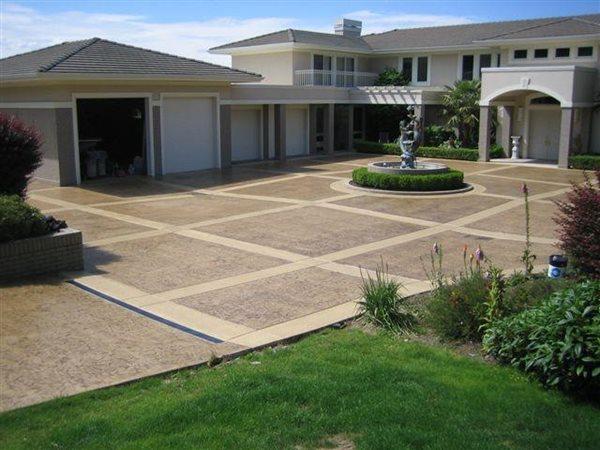 Concrete Driveways Decorative Concrete Etc Tacoma, WA