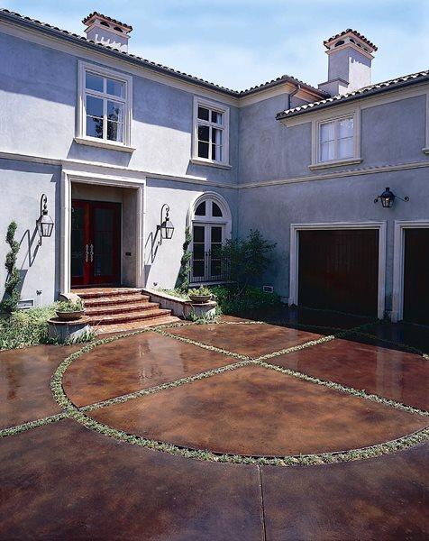 Concrete Driveways Kemiko Concrete Coatings & Floor Systems Whittier, CA
