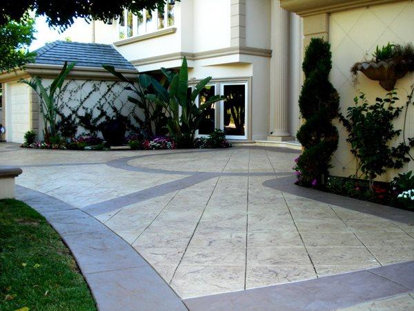 Concrete Driveways Staintec Rancho Cucamonga, CA