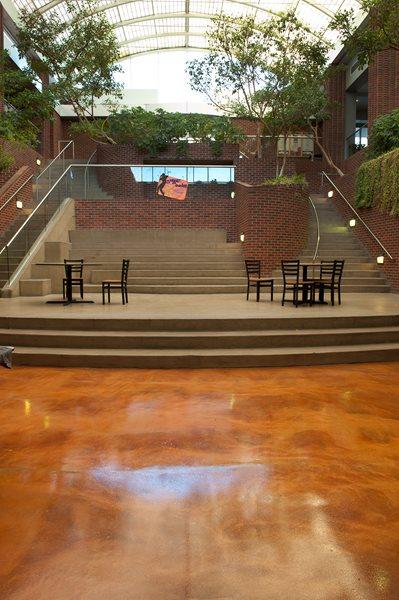 Concrete Floor Overlay B&B Overlays Billings, MT