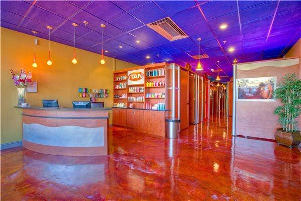 Concrete Floor Overlay Custom Concrete Solutions, LLC West Hartford, CT