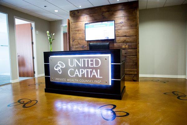 Stained Commercial Floor Concrete Floor Overlay Atlanta Concrete Artist Alpharetta, GA