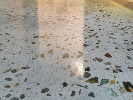Aggregate, Polished, Concrete Concrete Floors Eastern Concrete Polishing Inc Holden, MA
