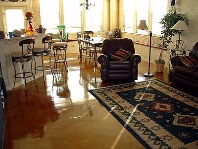 Bronze, Shine Concrete Floors Garage Floor Solutions Shavano Park, TX