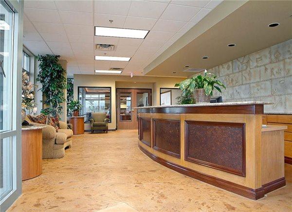 Brown, Lobby Concrete Floors Richardson's Concrete Effects Carmichael, CA