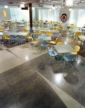 Concrete Floors C4-Coatings Portland, OR