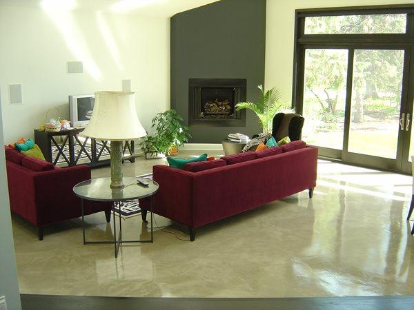 Concrete Floors Chicago Concrete Studio Inc Blue Island, IL