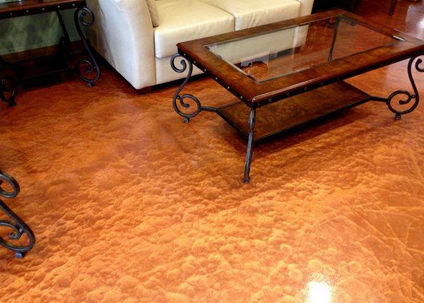 Colorchrome Metallic Flooring System Concrete Floors Arizona Polymer Flooring Glendale, AZ