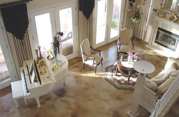 Concrete Floors Colorsurface.Com Henderson, NV