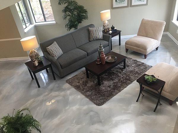 Concrete, Concrete Floor, Decorative Concrete, Home Improvement Concrete Floors Distinguished Designs LLC Chesapeake, VA