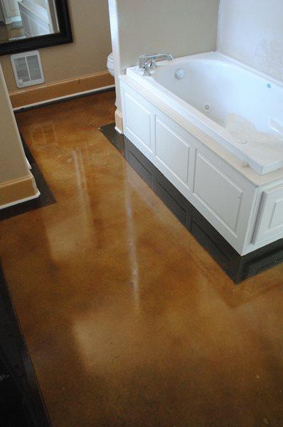 Concrete Floors Concrete Studio Dallas, TX