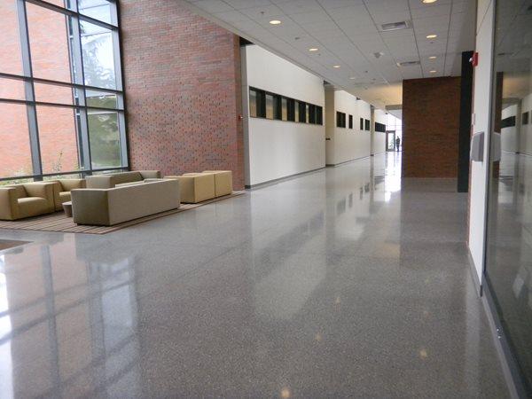 Concrete Floors Deco-Pour/Harvey Construction Inc Everett, WA