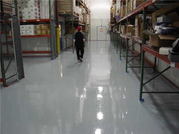 Concrete Floors Decorative Coatings and Concrete Company Aurora, CO
