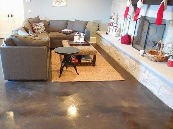 Flooring, Overlay Concrete Floors Concrete Craft of Orlando Orange County, FL