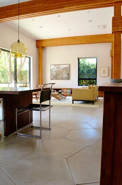 Gray, Pattern, Stone Concrete Floors ConcreteNetwork.com